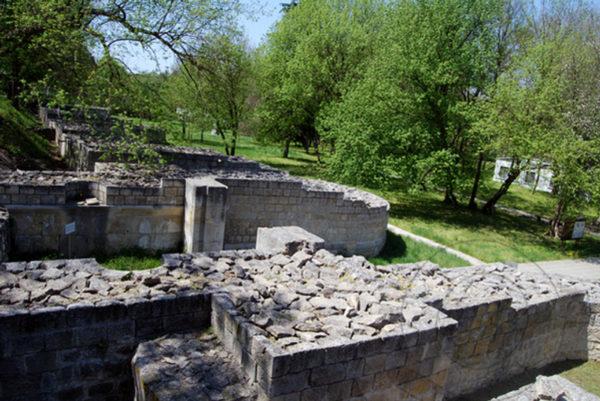 bulgarian castles abritus 6