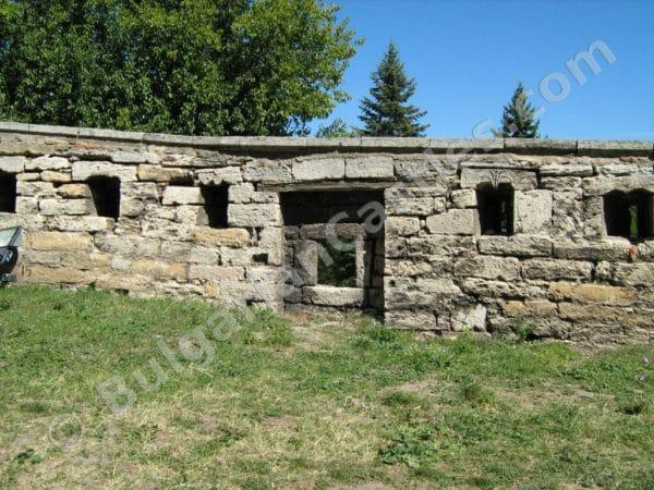 bulgarian castles baba vida 2
