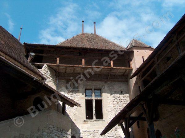 bulgarian castles chillon 13
