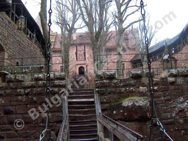 bulgarian castles haut koenigsbourg 17