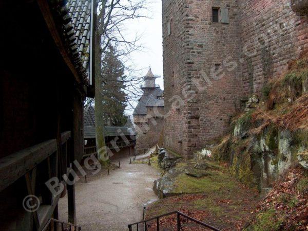 bulgarian castles haut koenigsbourg 21