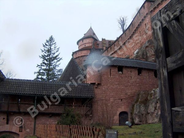 bulgarian castles haut koenigsbourg 4