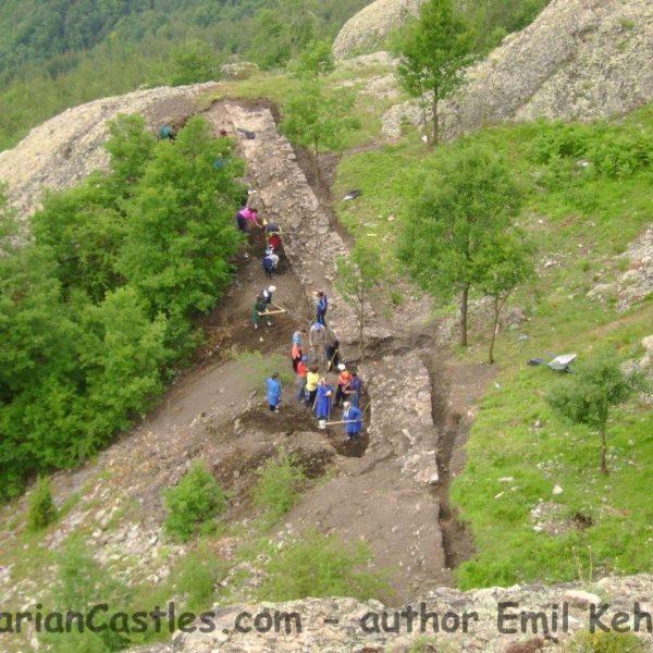 bulgarian castles koznik 1