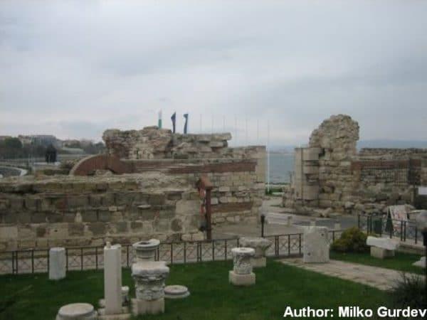 bulgarian castles mesembria 1