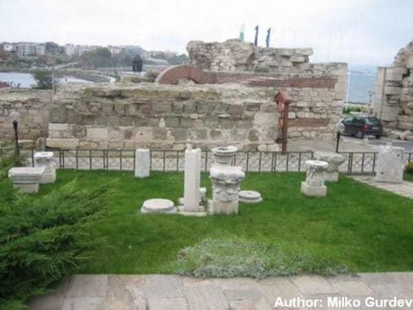 bulgarian castles mesembria 5