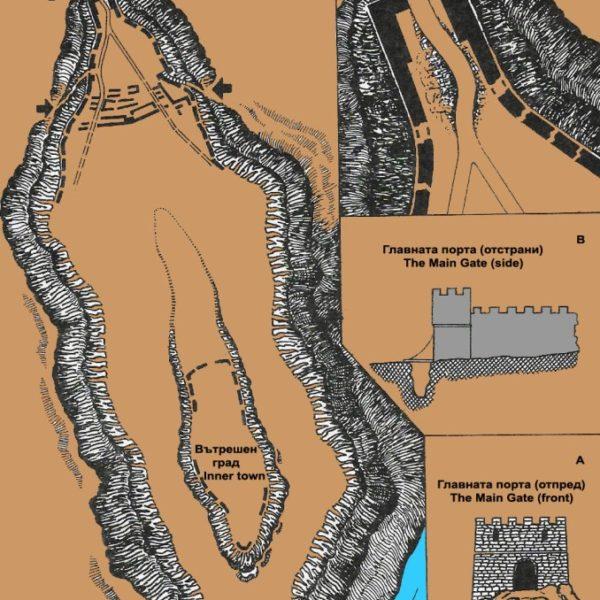 bulgarian castles ovech plan