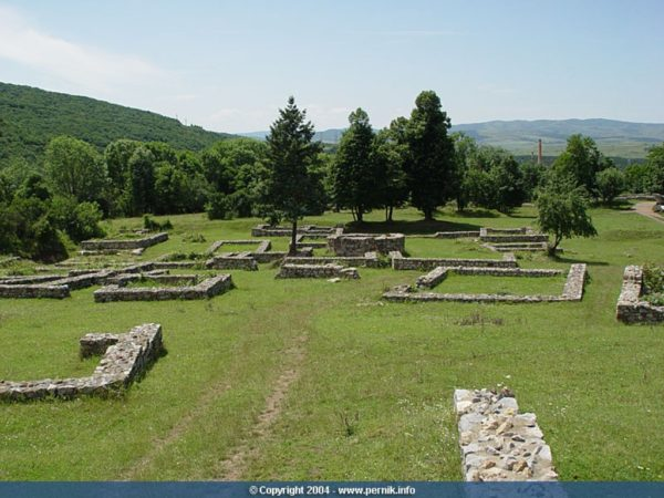 bulgarian castles pernishka 1