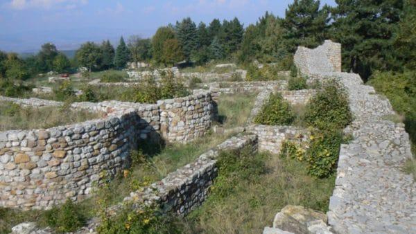 bulgarian castles pernishka 14