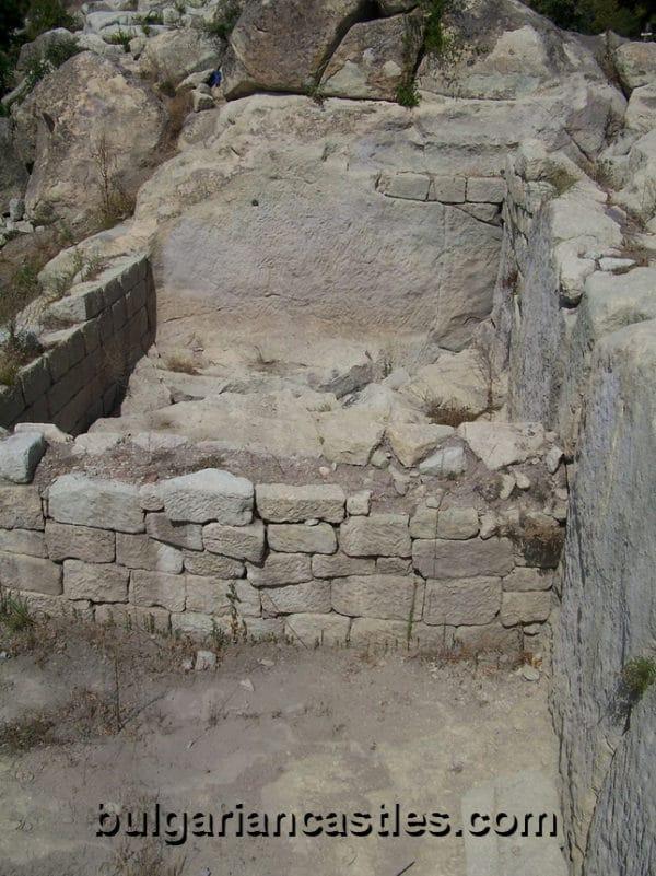 bulgarian castles perperikon 1
