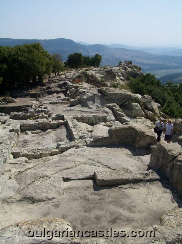 bulgarian castles perperikon 9