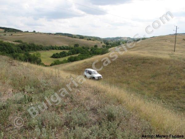 bulgarian castles sakivada 2