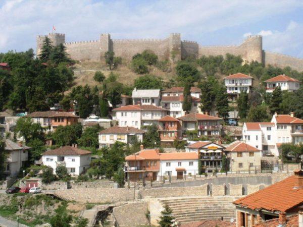bulgarian castles samuil ohrid 4