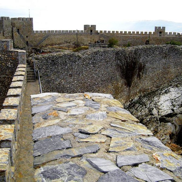 bulgarian castles samuil ohrid 5