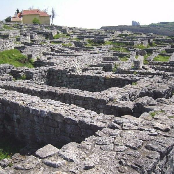 bulgarian castles shumen 1
