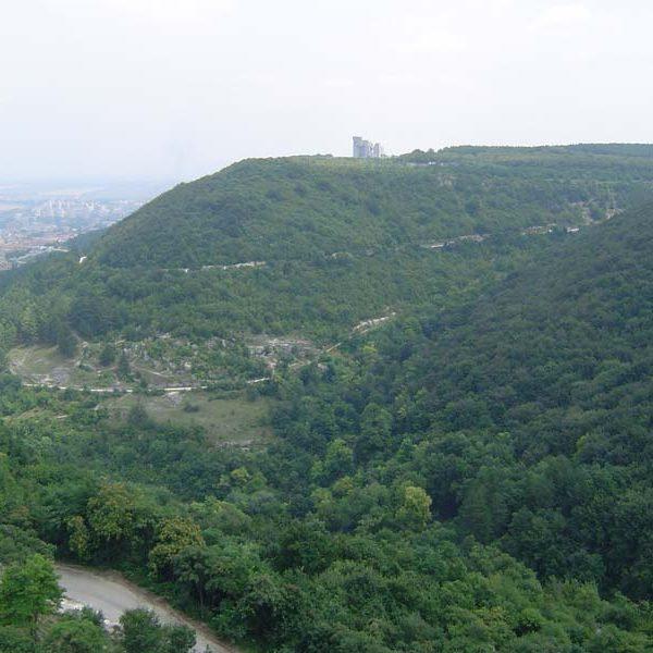 bulgarian castles shumen 10
