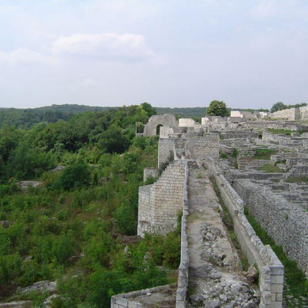 bulgarian castles shumen 7