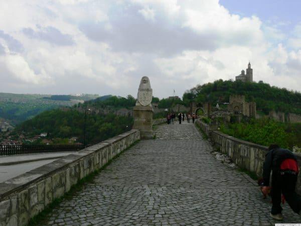 bulgarian castles tsarevets 1
