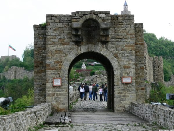 bulgarian castles tsarevets 3