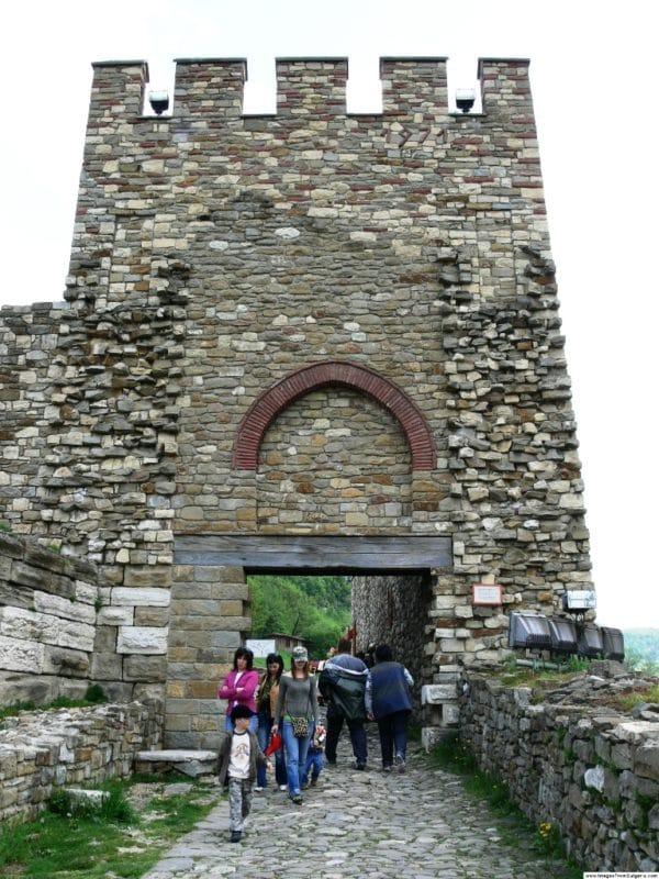 bulgarian castles tsarevets 5