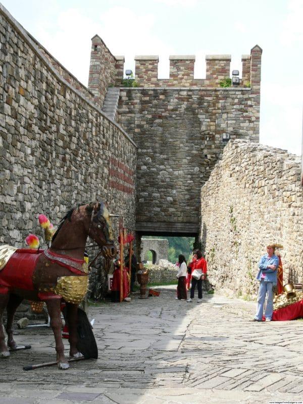 bulgarian castles tsarevets 6