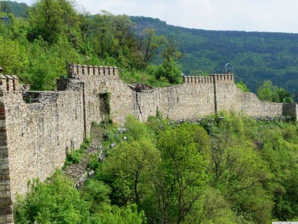 bulgarian castles tsarevets 8