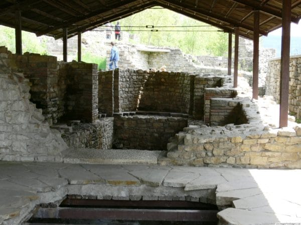 bulgarian castles tsarevets 9