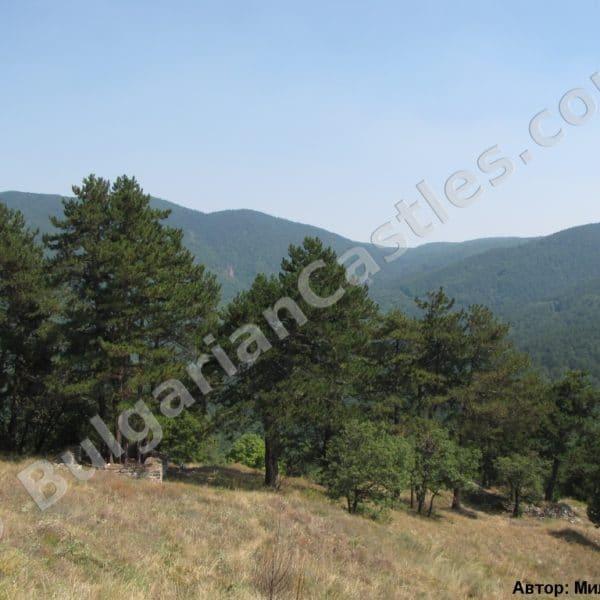 bulgarian castles tsepina 26