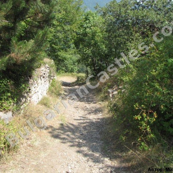 bulgarian castles tsepina 49