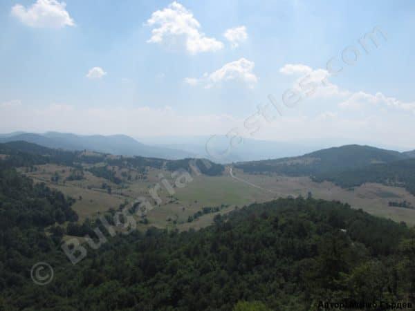 bulgarian castles tsepina 7