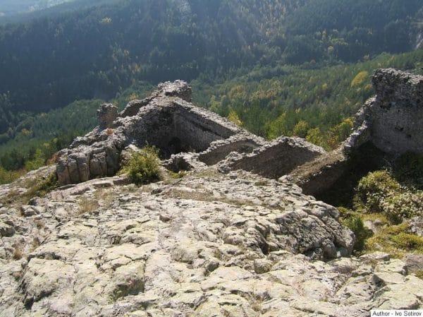 bulgarian castles ustra 8
