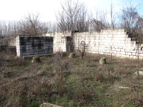 С. Кривина - Крепост Ятрус
