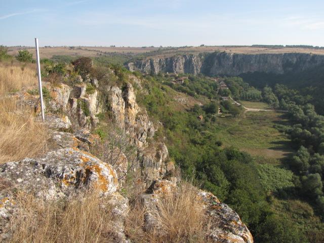 С. Пепелина - крепост Пепелинско градище