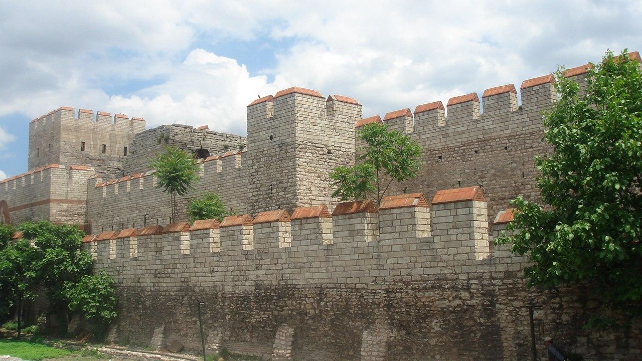 Константинопол / Истанбул / Византион
