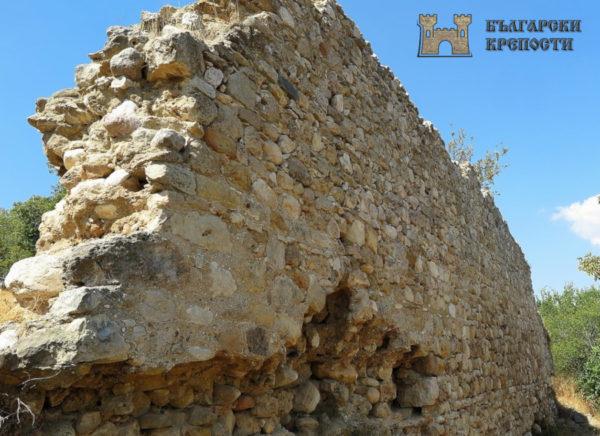 С. Орфано - крепост Орфано