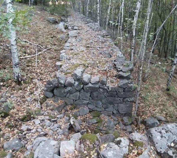 С. Устрен - тракийска крепост Устра